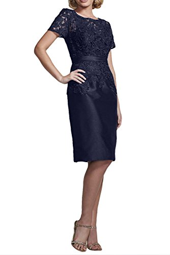 Topkleider - Vestido - Estuche - para mujer azul marino