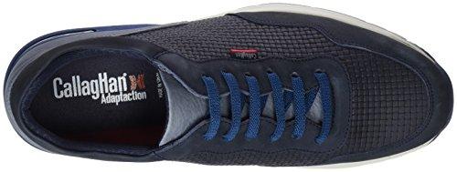 Para Hombre Zapatos Oxford Callaghan 91304 azul Azul De Cordones 4awxXqY
