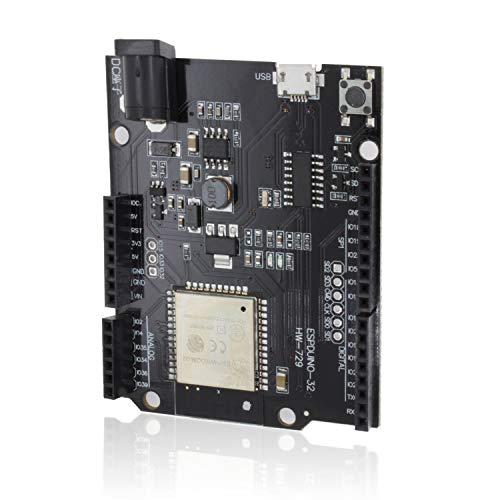 - Setrouyo LDTR-WG0193 Arduino IDE for ESP32 Module WiFi+Bluetooth Development Board Ethernet Internet Wireless Transceiver Control Board Control Module