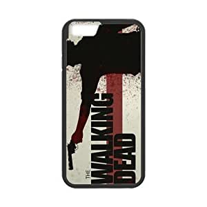 iPhone 6 Case, [Walking Dead] iPhone 6 (4.7) Case Custom Durable Case Cover for iPhone6 pc hard case(Laser Technology)