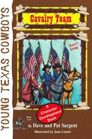 Calvary Team: Don't Brag (Young Texas Cowboys)