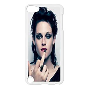 Qxhu Kristen Stewart patterns Pattern Protective Hard Phone Cover Case for Ipod Touch5