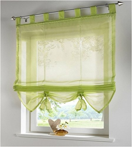 Amazon Com Simpvale Condole Style Roman Lifting Fall Shade Window