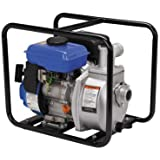 Central Machinery 1-1/2  Clear Water Pump with 2.5 HP Gas Engine