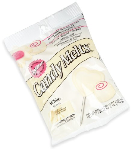 Wilton White Candy Melts, 12-Ounce (Candy Coating Chocolate compare prices)