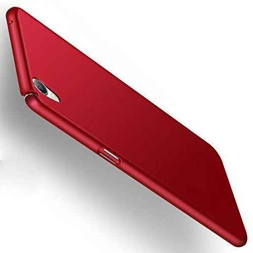 best sneakers 3b526 3bb03 Om iPacky 4 Cut Back Cover For Oppo A37 - Red: Amazon.in: Electronics