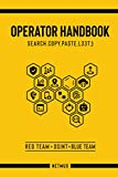 Operator Handbook: Red Team + OSINT + Blue Team