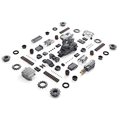 DJI RoboMaster S1 Educational Robot Bundle (with 32gb MicroSD and Parking Pad): Toys & Games