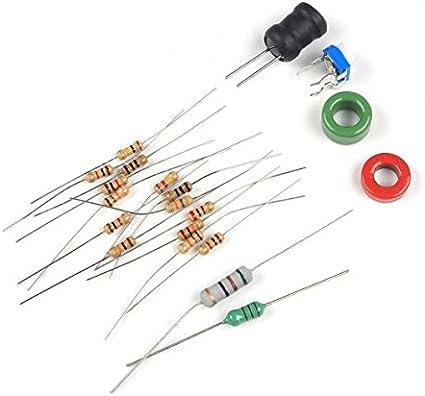 SainSmart forty-9er 3 W QRP Kit CW receptor transmisor de Radio de onda corta de radio Ham telégrafo