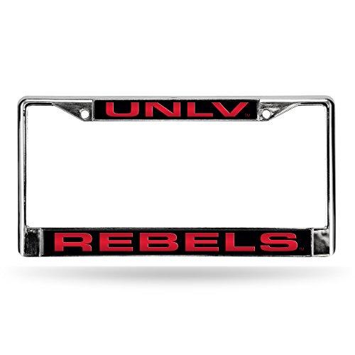 rome License Plate Frame (Unlv Runnin Rebels Car)