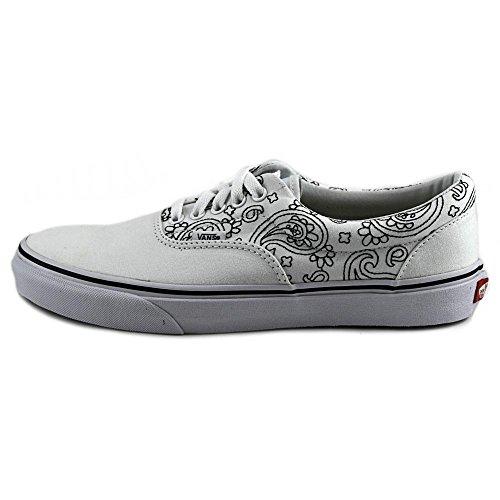 Vans Era Men US 9.5 White Sneakers YDWUmL9