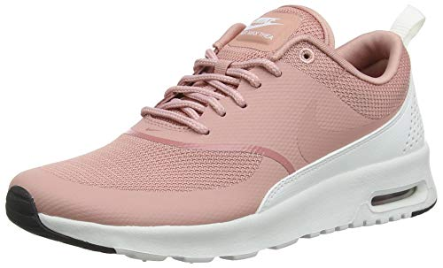 Sneaker Wmns Max Rust Donna Multicolore Summit Thea White Black 614 Rust Air Basso NIKE Pink a Collo Pink IABWdInS