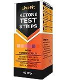 006-LIVEFIT | Livefit Ketone Strips - 100 Pack