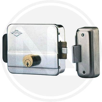 Aplicar cerradura eléctrica desde el arte febrero. 5011 1Z para puertas y portones