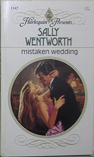 Mistaken Wedding by Sally Wentworth