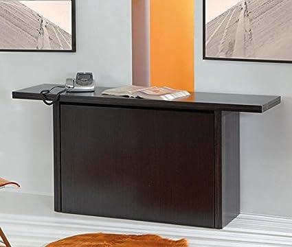 Tavolo Pieghevole Con Panche.Ideapiu Idea Tavolini Tavoli Console Trasformabili Tavolo Pieghevole