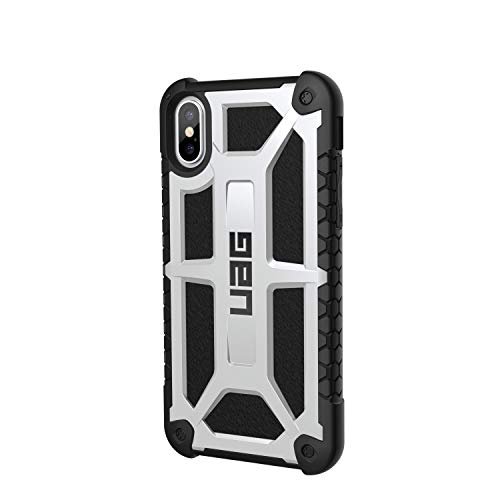 URBAN ARMOR GEAR UAG iPhone Xs/X [5.8-inch Screen] Monarch Feather-Light Rugged [White] Military Drop Tested iPhone Case