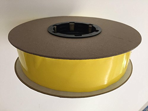 Olson Products Inc. Yellow Sticky Roll 2 Inch Wide by 530 Feet Long