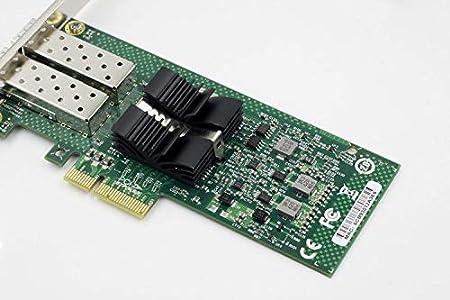 Intel E1G42EF-SFP Gigabit EF Dual Port Fiber Network Server Adapter 82576 1Gbps