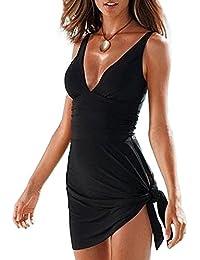 Amazon.com: Swim Dress - One-Pieces / Swimsuits & Cover