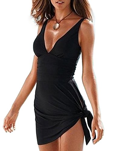 Sexy-IN Women's Multi Style Swimdress One Piece Swimsuit Sexy Swimwear XL
