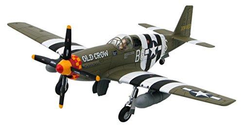 1/48 P-51Bマスタング `オールド・クロウ スペシャル` HA8503A