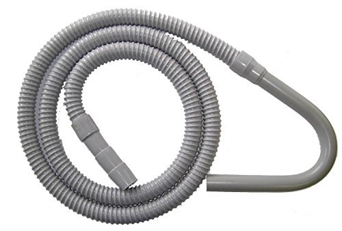 Washer Drain Hose 8ft Universal Extension Washing Machine Parts Replacement SSD8 by Creation dream