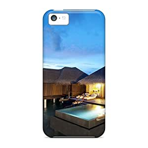RoccoAnderson ILE23241IvbA Cases Covers Iphone 5c Protective Cases Maldives Ayada Hotel