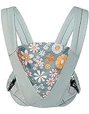 fansheng Babybärsele med justerbara mjuka kuddar, 0–36 månader trekantigt skydd ergonomisk bärsele (15 kg)