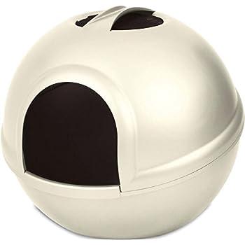 Amazoncom Petmate Booda Dome Pearl Litter Box White Pet Supplies