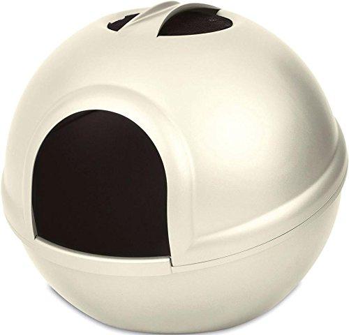 Petmate Booda Dome Pearl Litter Box, White ()