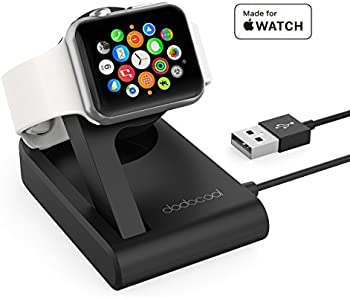 dodocool Apple Watch Stand Foldable Magnetic Charging Dock