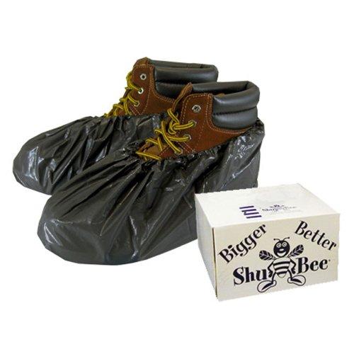 ShuBee Waterproof Shoe Covers Black product image