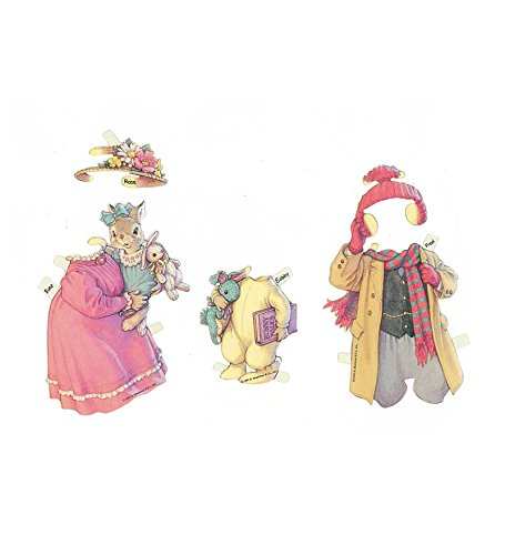 B. Toys Bunny Paper Dolls