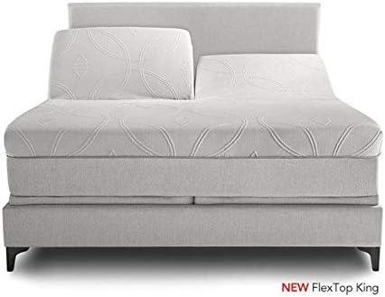 Amazon Com Split Head Bed Sheet Set King 4 Pcs Adjustable Split