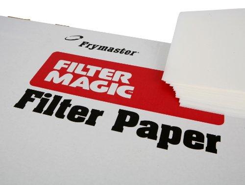 Frymaster 803-0303 Case of 26-Inch X 34-Inch Filter (Frymaster Filter)