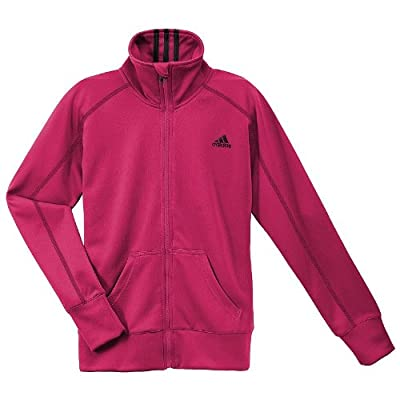 Adidas Youth Big Girls Game Day Knit Jacket