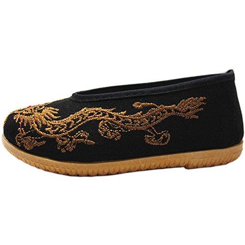 KVbaby Kampfsport Kung Fu Schuhe für Kinder Chinesische Traditionelle Peking Stil Schuhe Taekwondo Schuhe #1