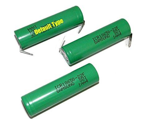 One Rechargeable Li-Ion Battery Icr 18650-22F 3.6V/3.7 2200Mah Us