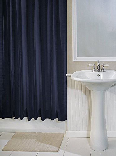 InterDesign York Hotel Fabric Cotton and Polyester Blend Sho