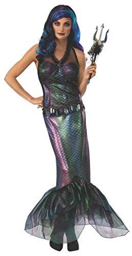 Ursula Halloween Costume 2019 (Rubie's Opus Collection Deep Women's Queen of Dark Seas, As Shown,)
