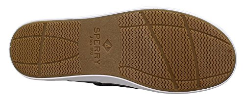 Sperry Mens Cutter 2-Eye Grey/Charcoal Shoe