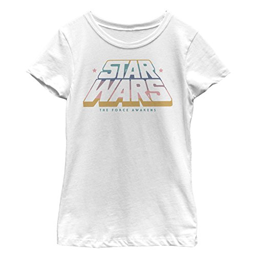 Star Wars Girls' Big, White Gradient, Large, used for sale  Delivered anywhere in USA