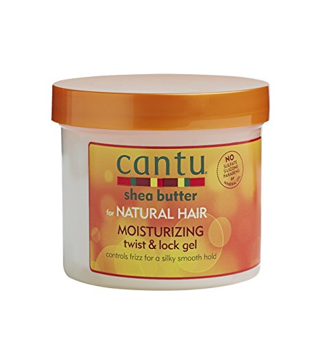 Cantu Shea Butter For Natural Hair Moisturizing Twist & Lock Gel,13 Ounce