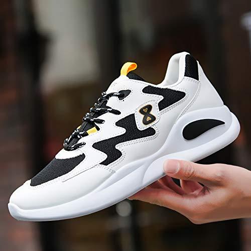 Net Shoes Sport Trend NANXIEHO Shoes Fashion Harajuku Student Flat Men's Leisure Shoes Shoes xUfFxcqg