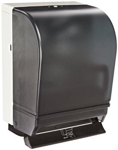 continental-676-lever-action-roll-towel-dispenser-15-3-4-width-x-10-1-2-height-x-8-3-4-depth-beige-n