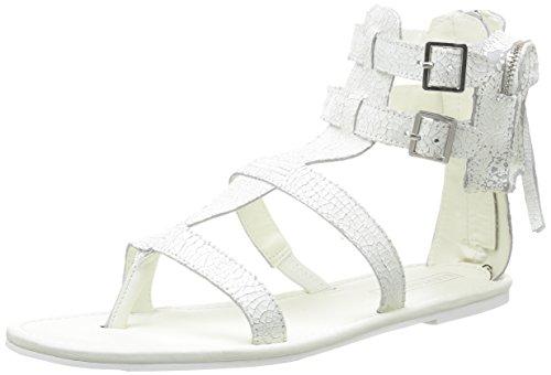 Eleven Paris Sia - Sandalias de vestir Mujer Blanco - Blanc (White)