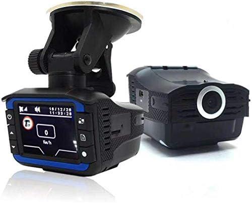 dashcam、1台のアンチレーザーカーレーダー探知機ダッシュカムカーDVRカメラレコーダー140度Dashcam HD 720P、シームレスループビデオ