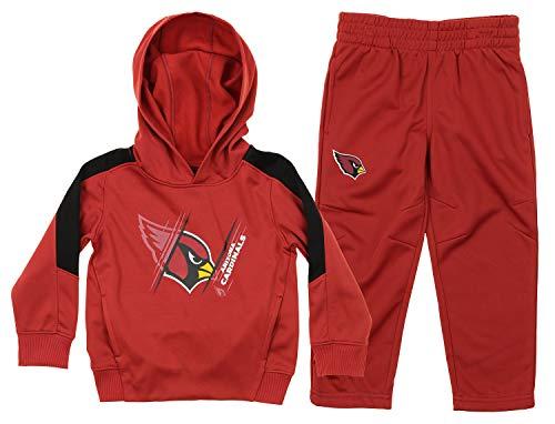 Outerstuff NFL Toddler's Poly Fleece Set, Arizona Cardinals 4T ()
