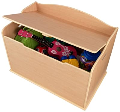 KidKraft Austin Toy Box Natural-14953-Parent